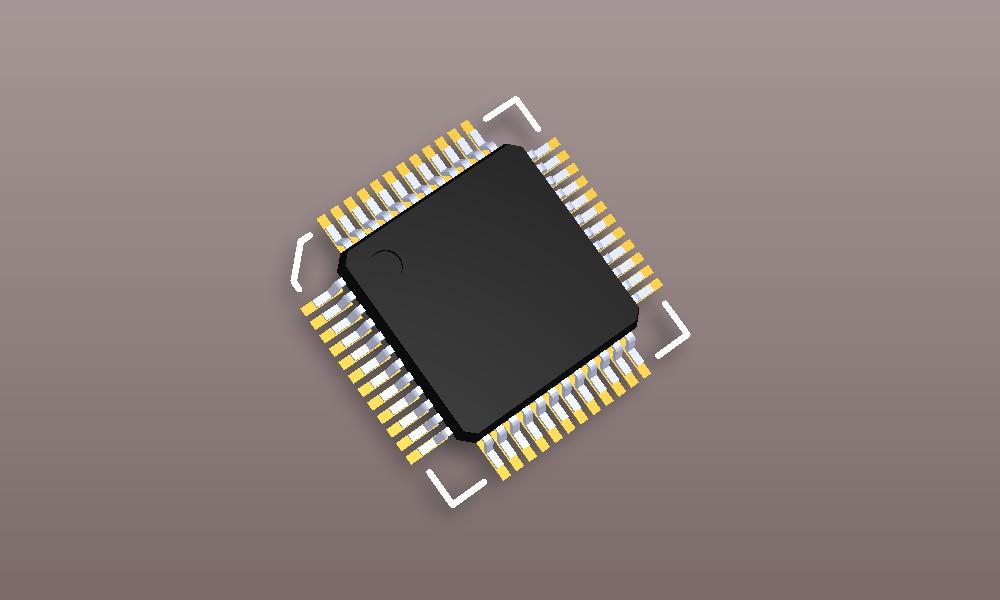 LQFP48-7x7x1.4-0.50