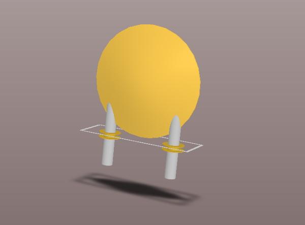 Condensador cerámico