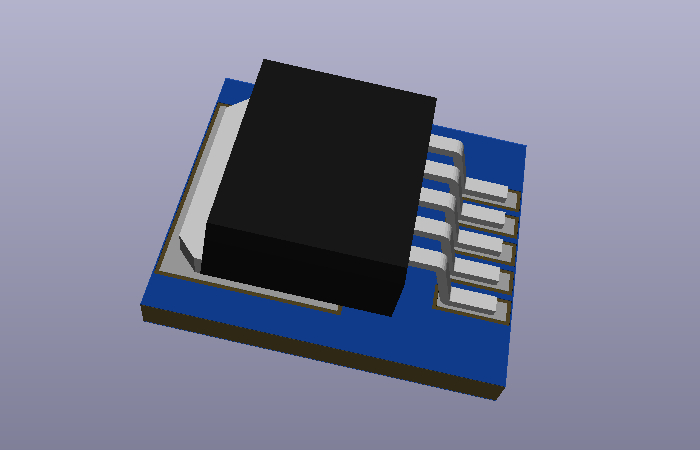 TL1963A-33KTT Modelo 3D.